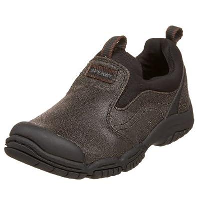 Sperry Top-Sider Oakam Slip-On Sneaker (Toddler/Little Kid/Big Kid),Brown,11 M US Little Kid