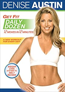 Denise Austin: Get Fit Daily Dozen from Lions Gate
