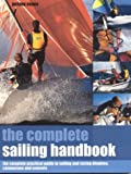 img - for The Complete Sailing Handbook book / textbook / text book