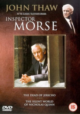 Inspector Morse - The Dead of Jericho / The Silent