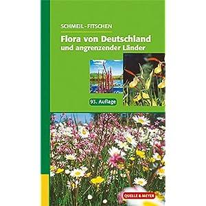 Flora von Deutschland und angrenzender Länder: Ein Buch zum Bestimmen der wild wachsenden