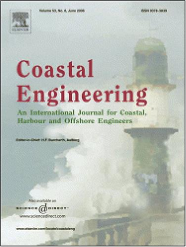 Dynamics of a wave-dominated tidal inlet and influence on adjacent beaches, Currumbin Creek, Gold Coast, Australia [An article from: Coastal Engineering]