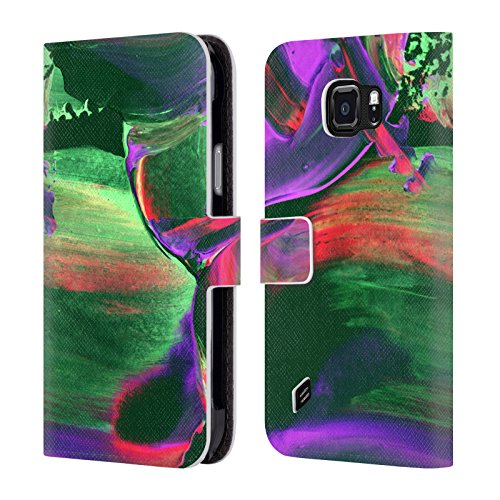 official-djuno-tomsni-late-night-abstract-leather-book-wallet-case-cover-for-samsung-galaxy-s6-activ