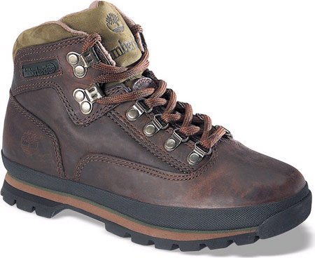 Buy Men's Timberland Classic Hiking Euro Hiker M – Oiled Brown Smooth