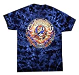 Grateful Dead Tie Dye T-shirt - 50th Anniversary T Shirt© M-4XL