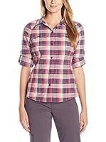Columbia Camisa Mujer (Morado)