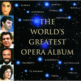 The World's Greatest Opera Album (2 CDs)