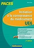 Initiation à la connaissance du médicament-ue6 - 1re année santé