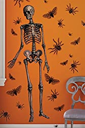 Martha Stewart Crafts Wall Cling, Skeleton