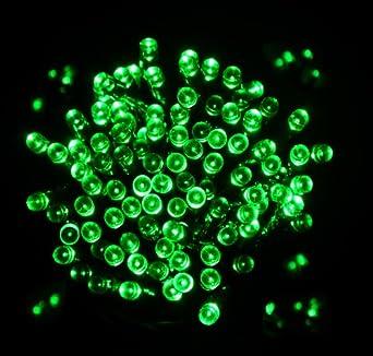 Proxima Direct 100 LED 17M Green Solar Powered Fairy