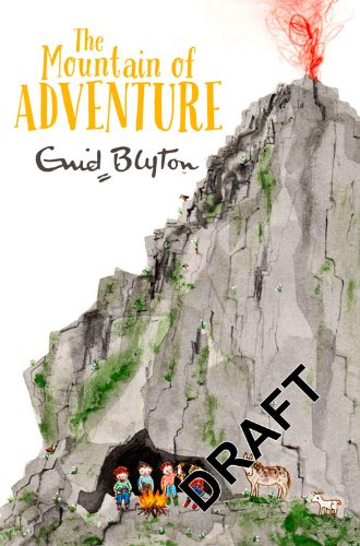 The Mountain of Adventure (Adventure Series)