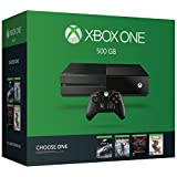 Xbox One 500GB Console - Name Your Game Bundle