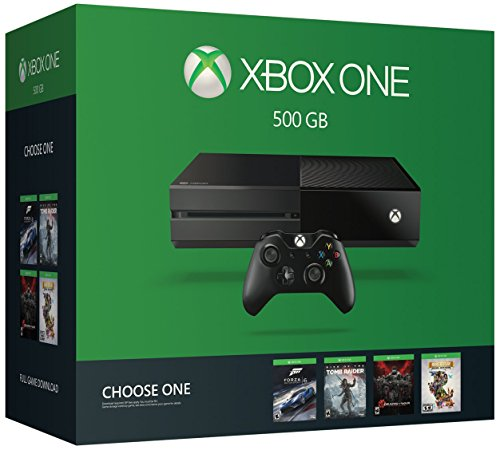 Xbox One 500GB Console - Name Your Game Bundle (Cool Stuff On Tv compare prices)