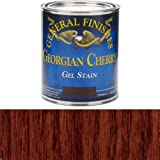 General Finishes GCQ Gel Stain, 1 quart, Georgian Cherry