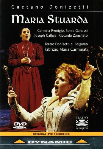 Donizetti - Maria Stuarda (Carminati) [DVD] [2002]