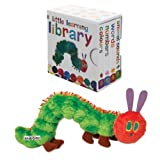 Eric Carle The Very Hungry Caterpillar Little Learning Library Collection Set + Soft Toy