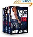 Agents Under Fire (Guardian Agent, Avenging Agent, Warrior Agent) (Agents Under Fire (Box set))