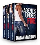 Agents Under Fire (Guardian Agent, Avenging Agent, Warrior Agent) (Agents Under Fire (Box set) Book 4)