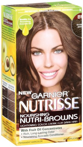 Garnier Nutrisse Cool Brown Hair Color