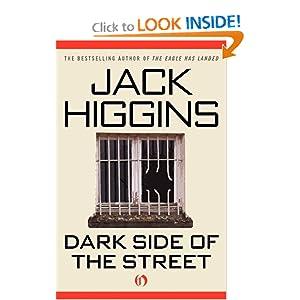 Jack Higgins - Dark Side of the Street Audiobook