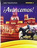 img - for  Avancemos!: Student Edition Level 2 2013 (Spanish Edition) book / textbook / text book