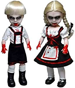 Living Dead Dolls Scary Tales Series 3 Bundle (includes Hansel & Gretel Dolls)