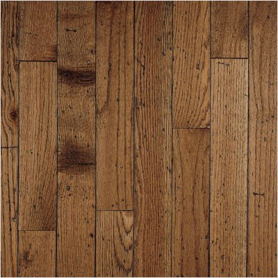 Bruce Flooring CR3455 Ellington Plank 3-1/4