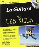 echange, troc Mark Phillips, Jon Chappell - La Guitare pour les nuls (+ 1CD audio)