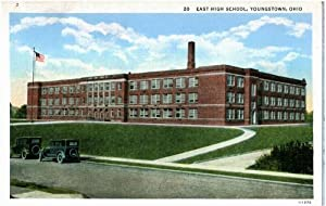 Amazon.com: Photo Reprint East High School, Youngstown ...