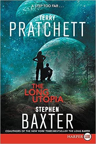 The Long Utopia LP (Long Earth) written by Terry Pratchett