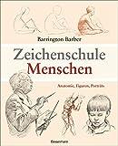 Image de Zeichenschule Menschen: Anatomie, Figuren, Porträts
