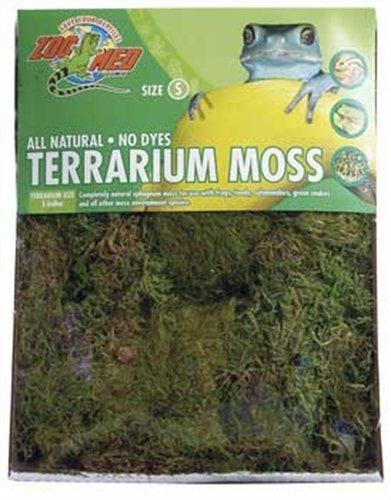 Buy Zoo Med Terrarium Moss 5 GallonB0002AQBBA Filter