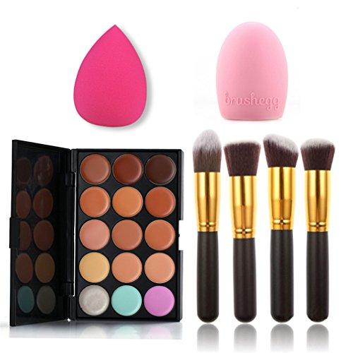 pure-vie-pro-4-pcs-make-up-brushes-1-sponge-puff-1-brush-egg-15-colors-cream-concealer-camouflage-ma