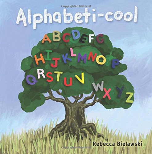 Alphabeti-cool: painted ABCs