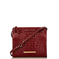 Anywhere Crossbody<br>Carmine Red Melbourne
