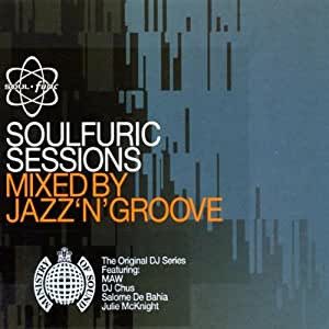 Soulfuric Sessions (Mixed By Jazz 'n' Groove)