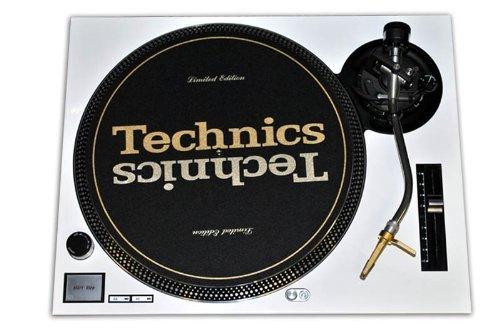 Technics White Face Plate for Technics SL-1200