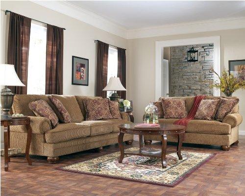 Richland Amber Living Room Set