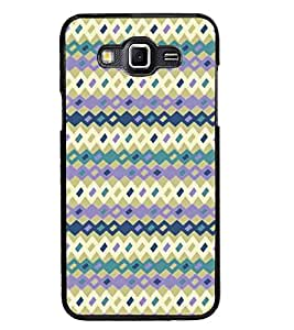 PrintDhaba Pattern D-5260 Back Case Cover for SAMSUNG GALAXY GRAND 3 (Multi-Coloured)