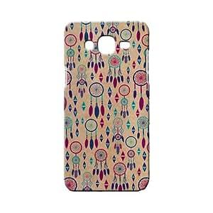 BLUEDIO Designer 3D Printed Back case cover for Samsung Galaxy A3 - G4290