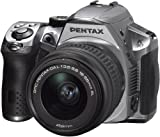 PENTAX デジタル一眼レフ K-30 18-55レンズキット クリスタルシルバー(受注生産約2週間) K-30LK18-55 C-SL