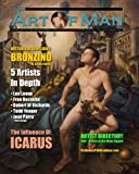 img - for The Art Of Man - Seventh Edition: Fine Art of the Male Form Quarterly Journal book / textbook / text book