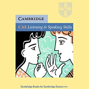 CAE Listening and Speaking Skills Student's Book: Cambridge Cae Skills | [Diana Pye, Simon Greenall]