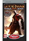 echange, troc God of war: Ghost of Sparta - édition platinum