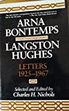 img - for Arna Bontemps-Langston Hughes Letters, 1925-1967 book / textbook / text book