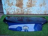トヨタ ポルテ NNP10 ボンネットフード 青色