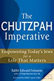 img - for The Chutzpah Imperative: Empowering Today's Jews for a Life That Matters book / textbook / text book