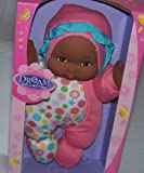 Dream Collection Girl Baby Butterfly Doll African American 12""