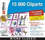 15 000 cliparts