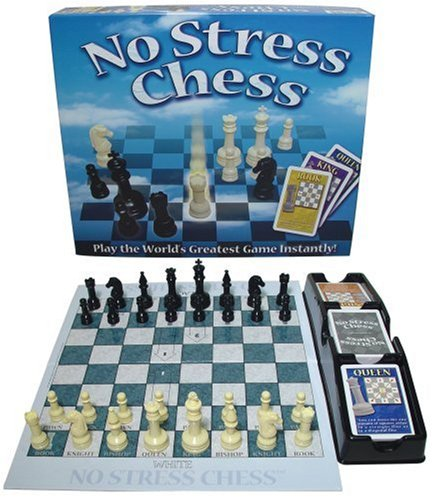 No Stress Chess (Chess Teacher Board Game compare prices)